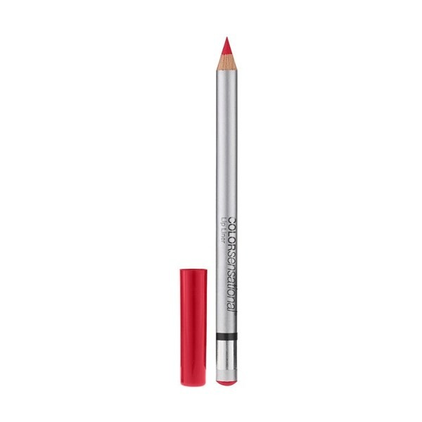 Delineador de labios Maybelline Color Sensational Lip Liner Red X 1.2 Gr