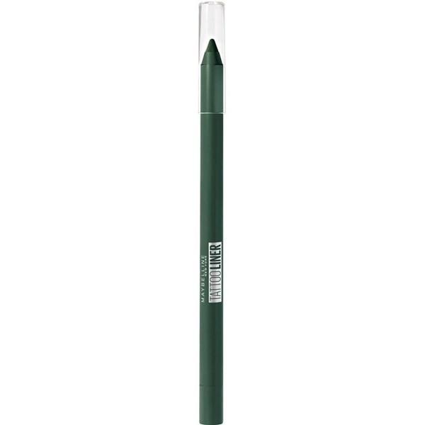 Delineador De Ojos Maybelline Tattoo Liner 932 Intense Green X 1.3 Gr