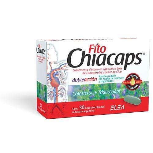 Fito Chiacaps (30 Cápsulas)