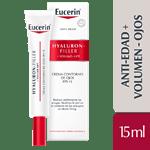 Eucerin Hyaluron-Filler + Volume Lift Contorno De Ojos X 15 Ml #1