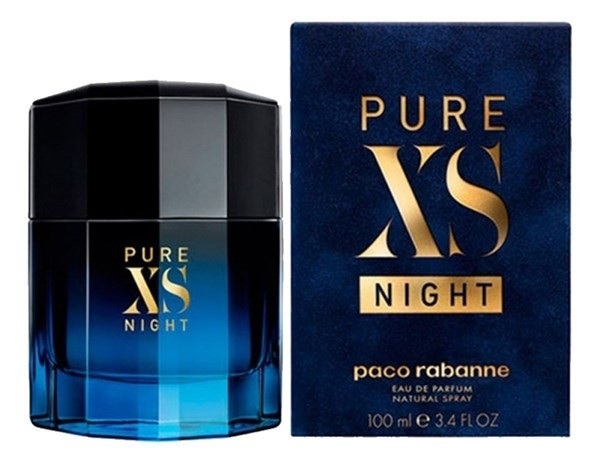 Perfume Paco Rabanne Pure XS Night EDP 100ml