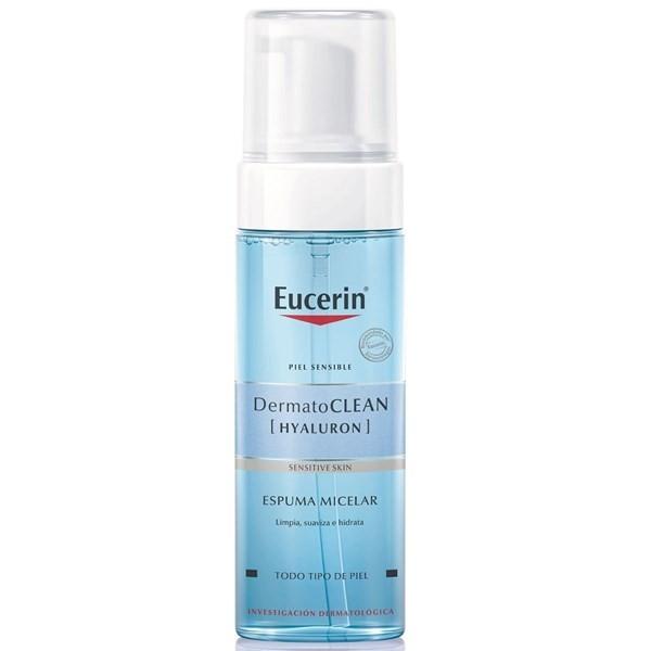 Eucerin Piel Facial Dermatoclean Espuma Micelar150 Ml