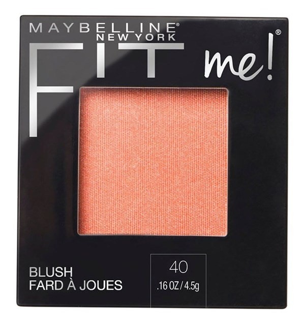 Rubor Maybelline Fit Me  35 Coral X 4.5 Gr