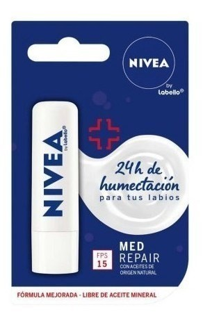 Nivea Protector Labial Med Protection