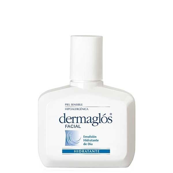Dermaglós Emulsión Facial Hidratante De Día Fps12 X 75ml
