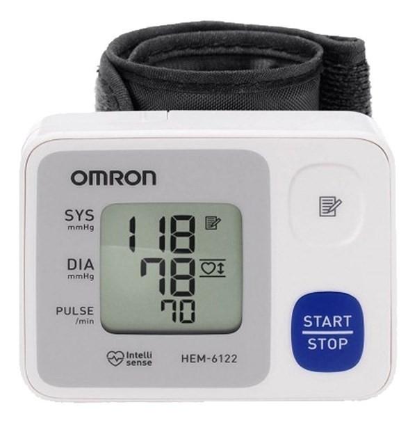 Tensiometro Digital Omron De Muñeca Control Hem-6122 alt