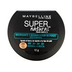 Polvo Compacto Maybelline Super Natural Matificante 310 Sun Beige X 12 Gr #1