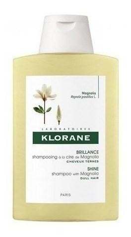 Klorane Shampoo A La Cera De Magnolia X 200 Ml #1