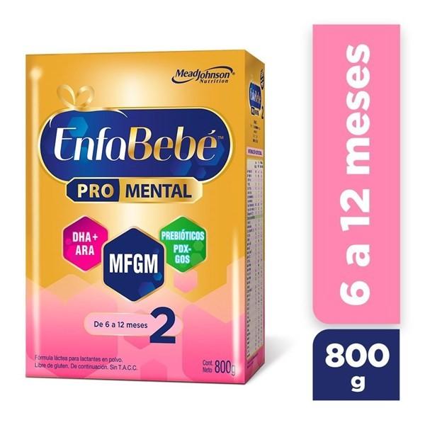 Leche Enfabebe Premium 2 X 800 Gr