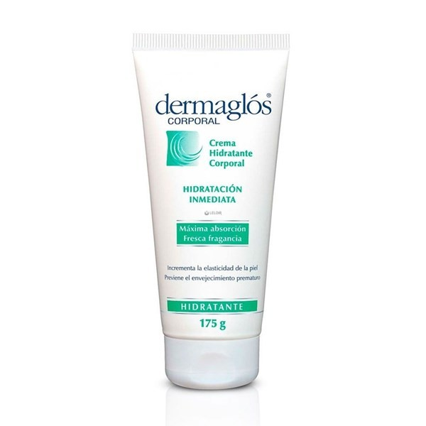 Crema Corporal Dermaglos Hidratación Inmediata X 175 Gr #1