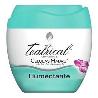 Teatrical Crema Facial Humectante X 100 Gr