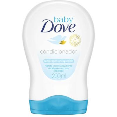 Dove Baby Acondicionador Humectacion Enrique X 200 Ml