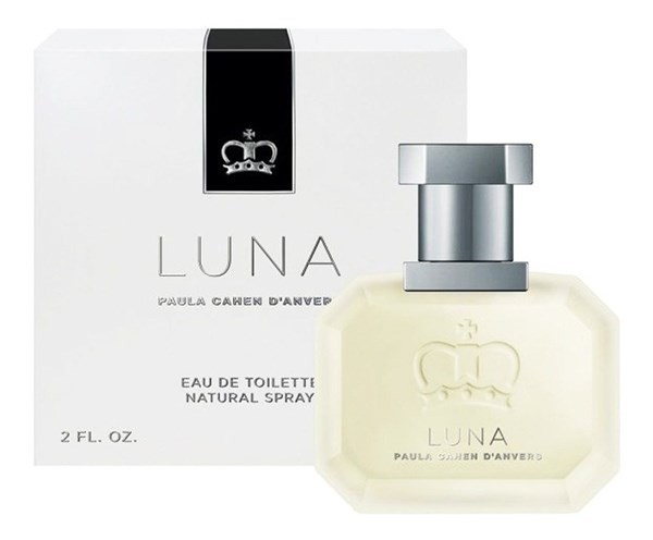 Perfume Mujer Luna Paula Cahen D'anvers Edt 60ml