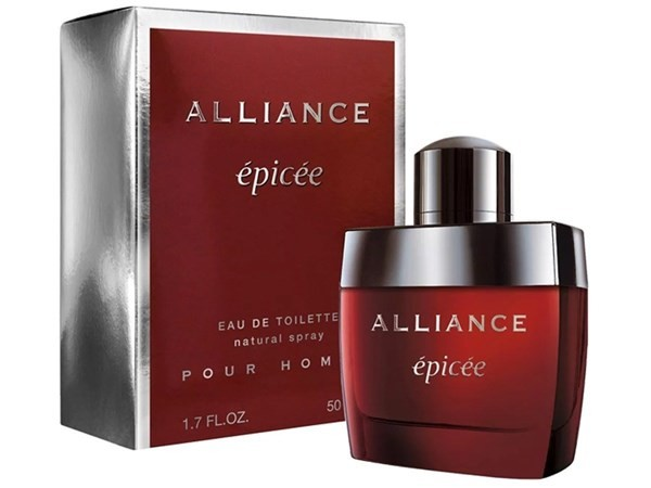 Perfume Hombre Alliance Epicee Edt 50ml