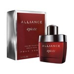 Perfume Hombre Alliance Epicee Edt 50ml #1