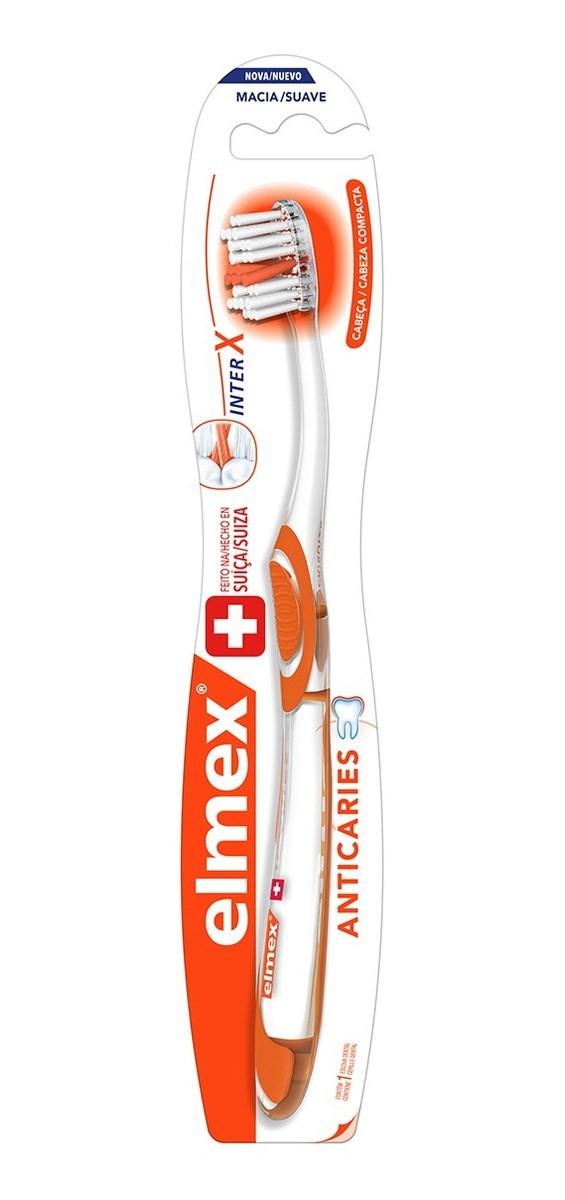 Cepillo Dental Elmex Anticaries Suave
