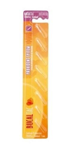 Cepillo Interdental Cilíndrico Fino Bucal Tac
