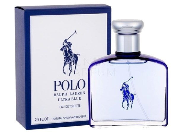 Perfume Importado Ralph Lauren Polo Ultra Blue 75ml