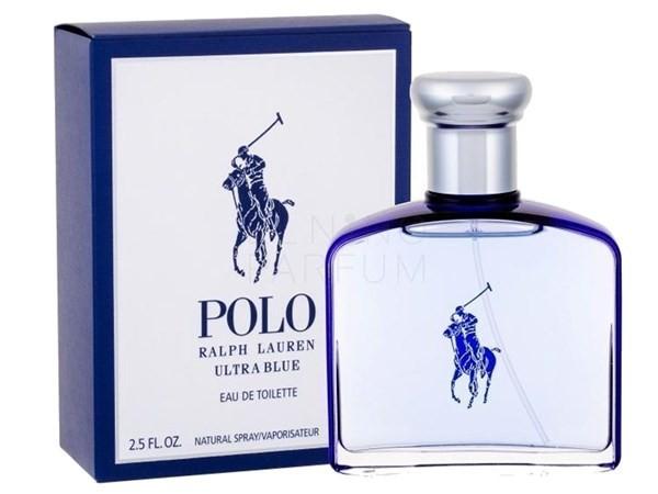 Perfume Importado Ralph Lauren Polo Ultra Blue 75ml #1