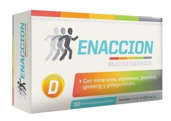 Ena Enacción Comprimidos