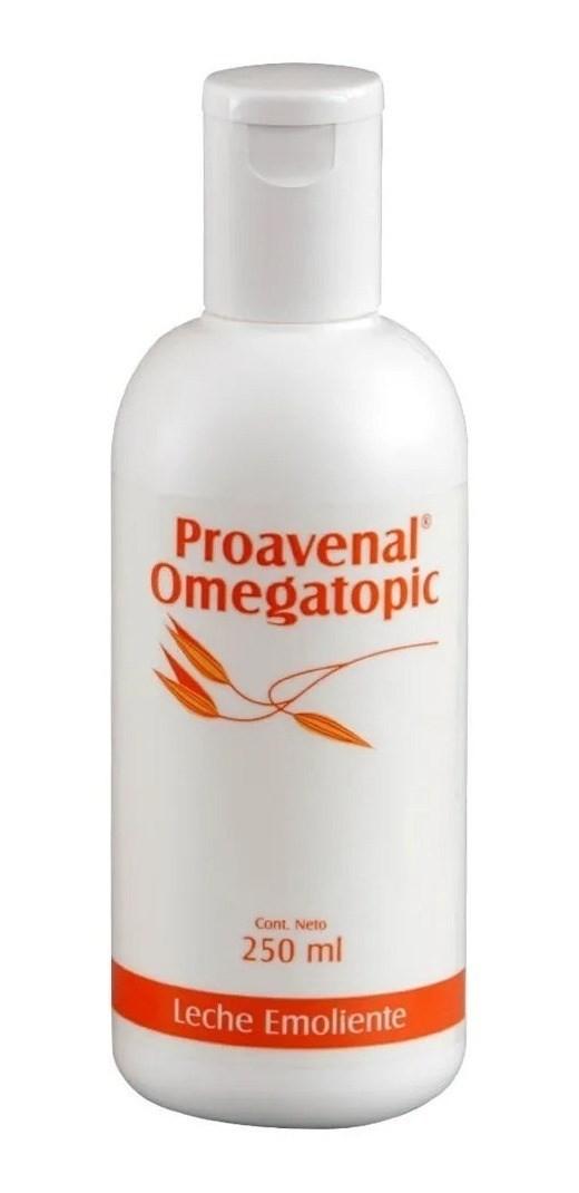Proavenal Omegatopic Leche Emoliente 250ml Hidrata Piel Seca