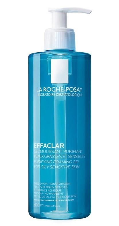 La Roche Posay Effaclar Gel Limpiador Purificante  400 Ml