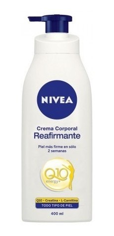 Nivea Crema Reafirmante Q10 X 400 Ml