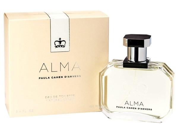 Perfume Mujer Paula Cahen D'anvers Alma Edt 60ml