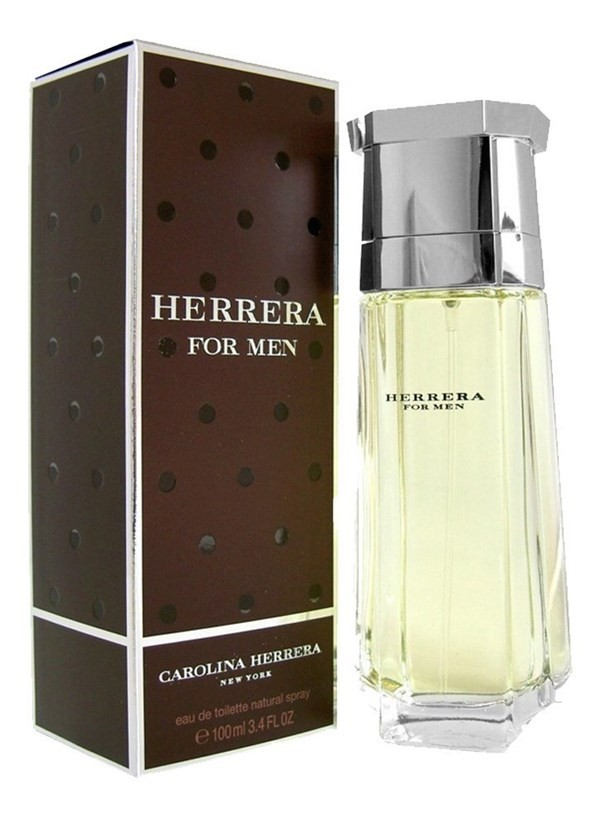 Perfume Hombre Herrera For Men Carolina Herrera Edt 100ml