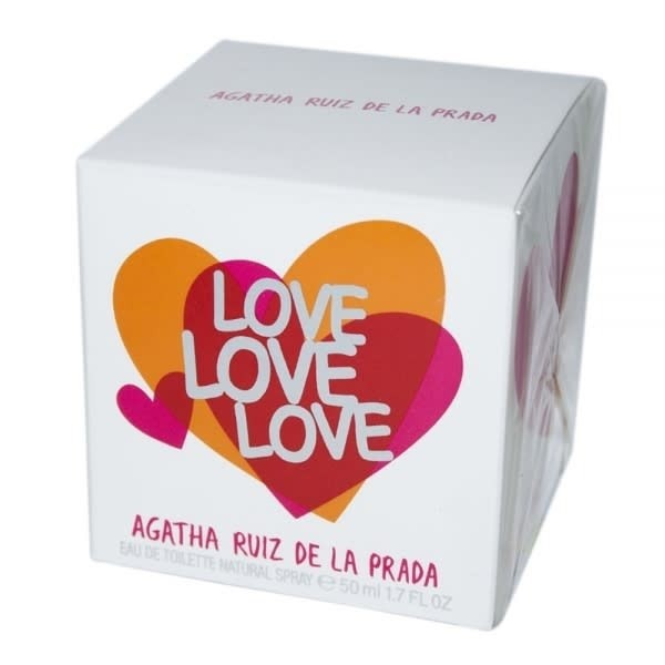 Perfume Love Love Agatha Ruiz De La Prada Edt 50ml