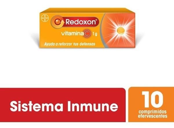 Redoxon 1 Gr Comprimidos Efervescente X 10u
