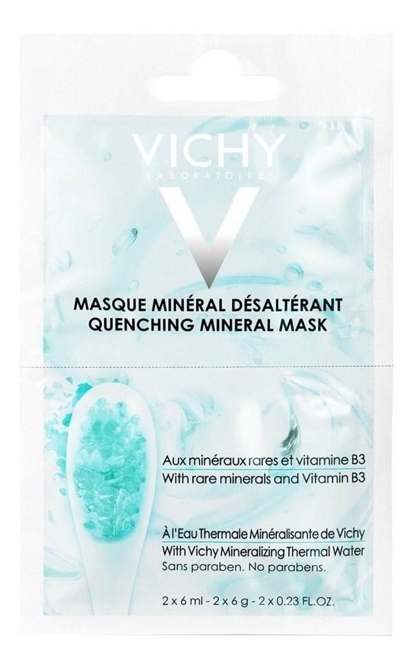 Vichy Mascarilla Mineral Calmante 2 X 6 Ml