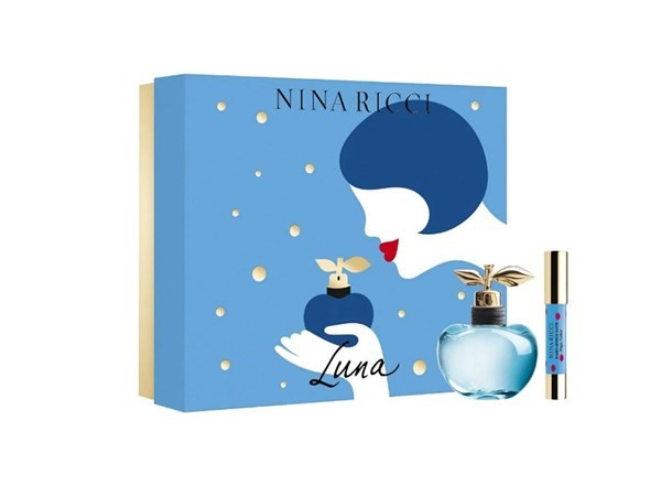 Perfume Importado Mujer Nina Ricci Luna Edt 80ml + Labial