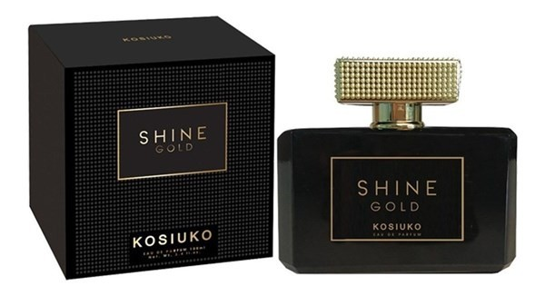 Perfume Mujer Kosiuko Shine Gold Edp 100ml