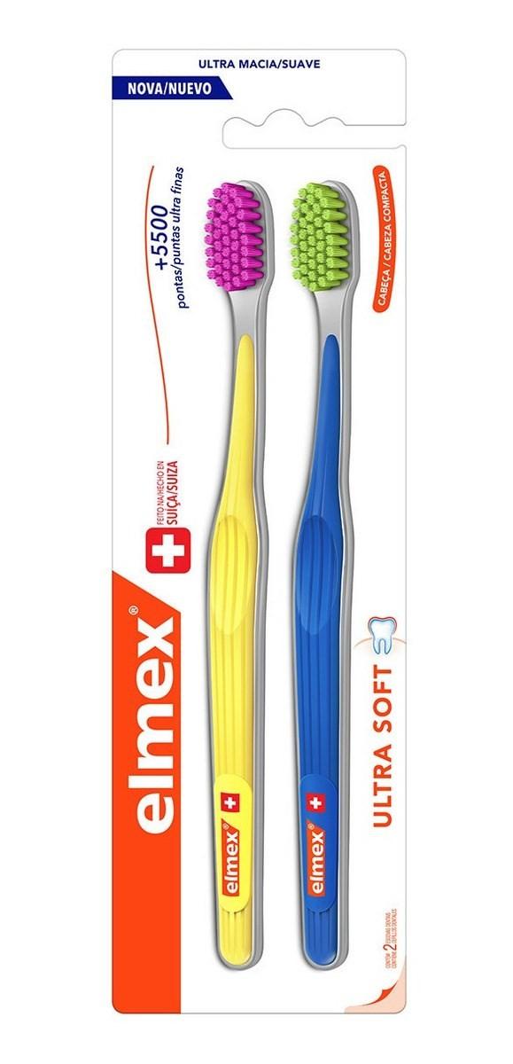Cepillo Dental Elmex Ultra Soft
