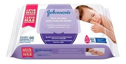 Toallitas Húmedas Johnson's Baby Dulces Sueños