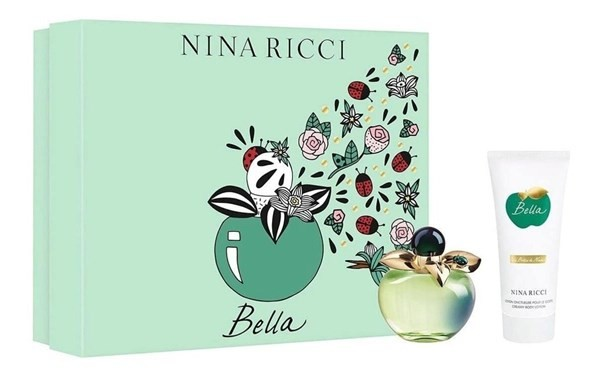 Nina Bella Edt80 Ml + Body Lotion