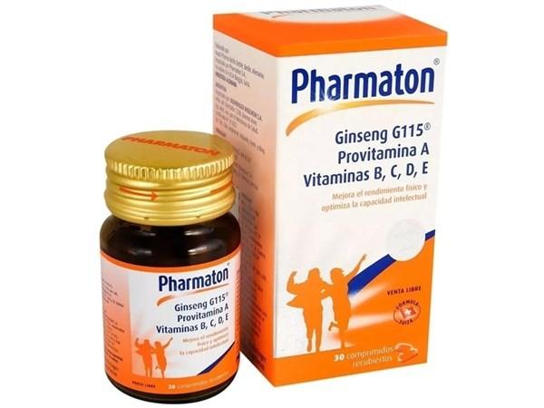 Pharmaton Multivitamínico 30 Comprimidos