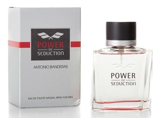 Perfume Hombre Antonio Banderas Power Of Seduction Edt 50ml