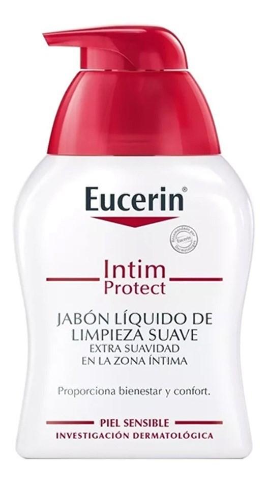 Eucerin Ph5 Jabón Líquido Limpieza Suave Intimo 250ml