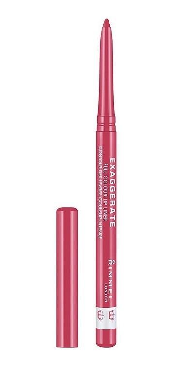 Delineador De Labios Rimmel Exagerate 103 Pink A Punch