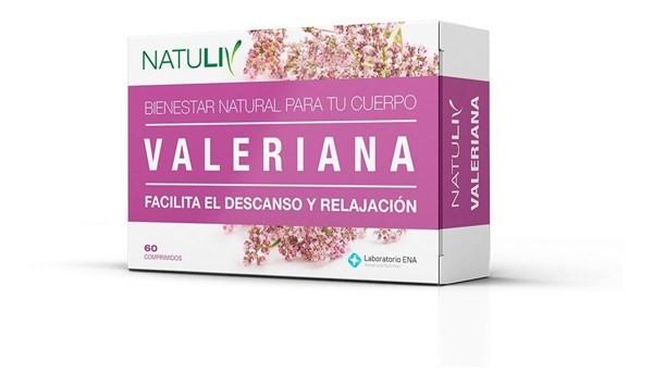 Natuliv Valeriana 60 Comprimidos
