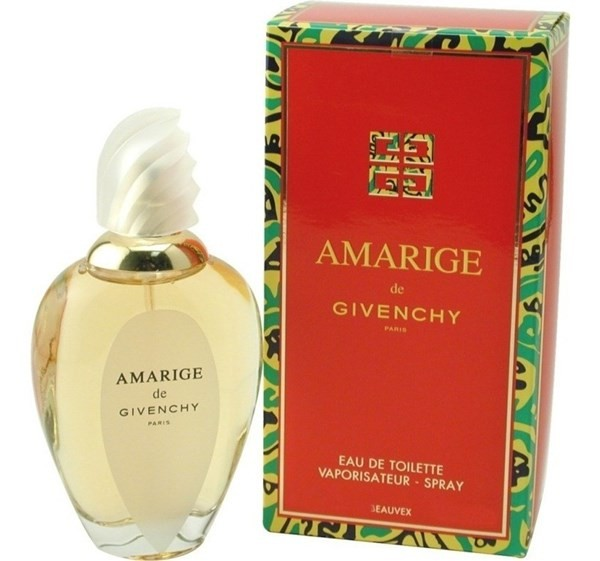 Perfume  Amarige Givenchy Eau De Toilette 50 Ml