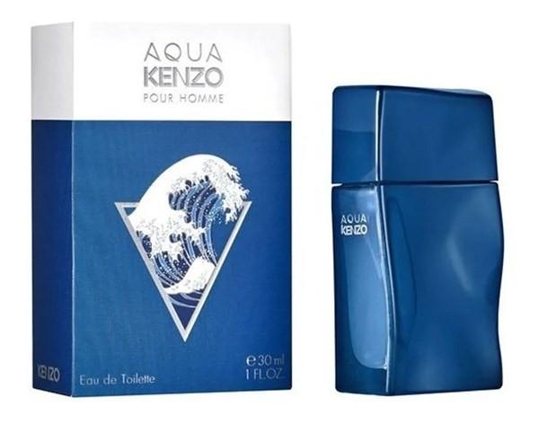 Perfume Importado Hombre Kenzo Aqua Pour Homme 30 Ml