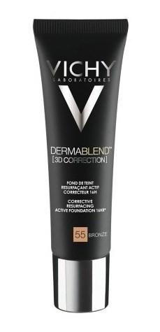Vichy Dermablend 3d Correction Bronze 55