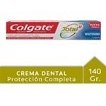 Crema Dental Colgate Total 12 Whitening 140g #1