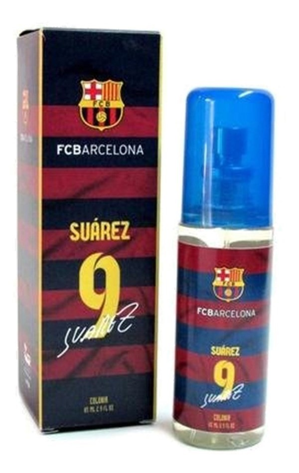 Colonia Fc Barcelona Suarez 85 Ml #1