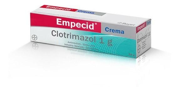 Empecid Crema Clotrimazol 1g