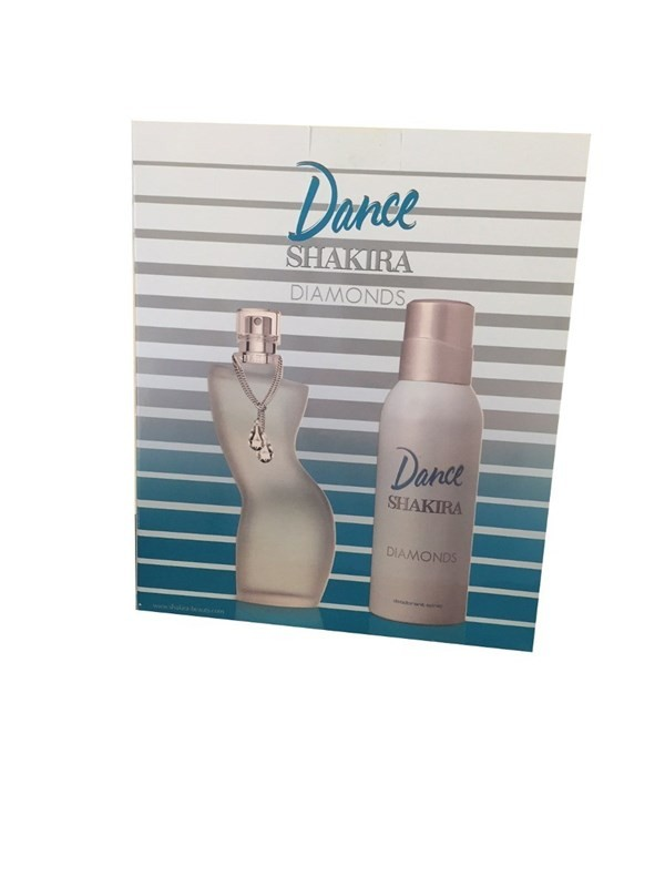 Perfume Shakira Dance Diamonds Edt 80ml+desodorante 150ml