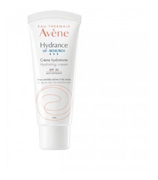 Avene Hydrance Hidratante Facial X40ml Opt.riche